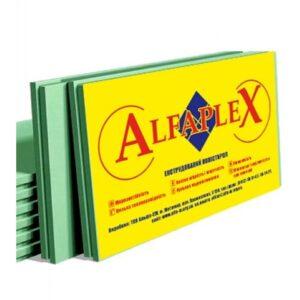 Екструдований пінополістирол «АЛЬФАПЛЕКС» (AlfaPlex XPS)