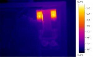Теплоаудит электрических установок