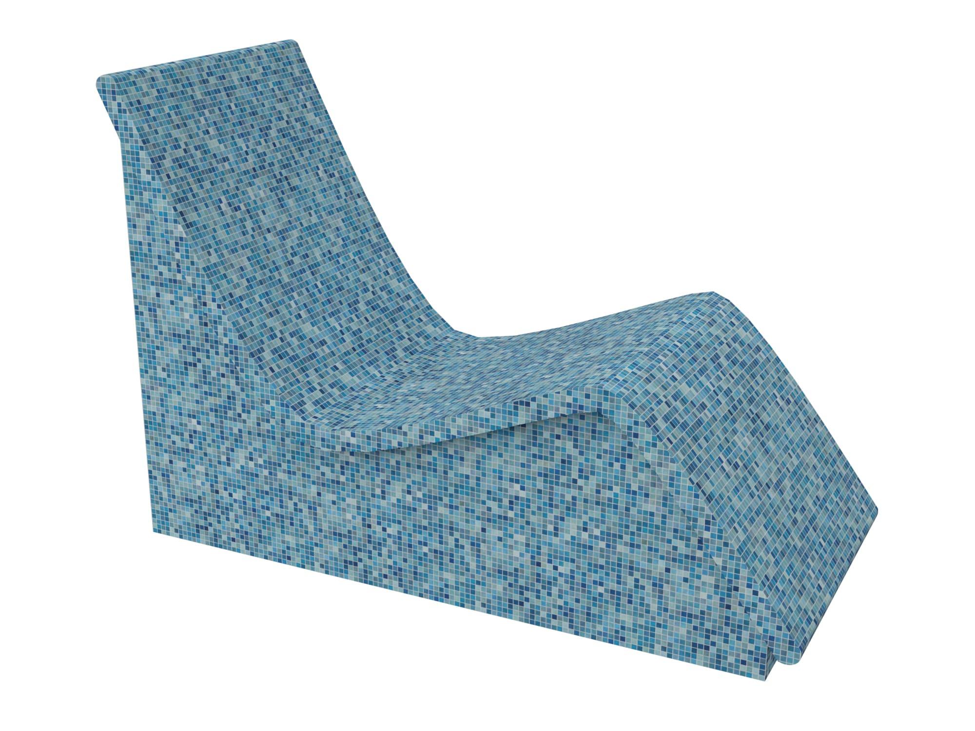 Лежак в хамам № 8