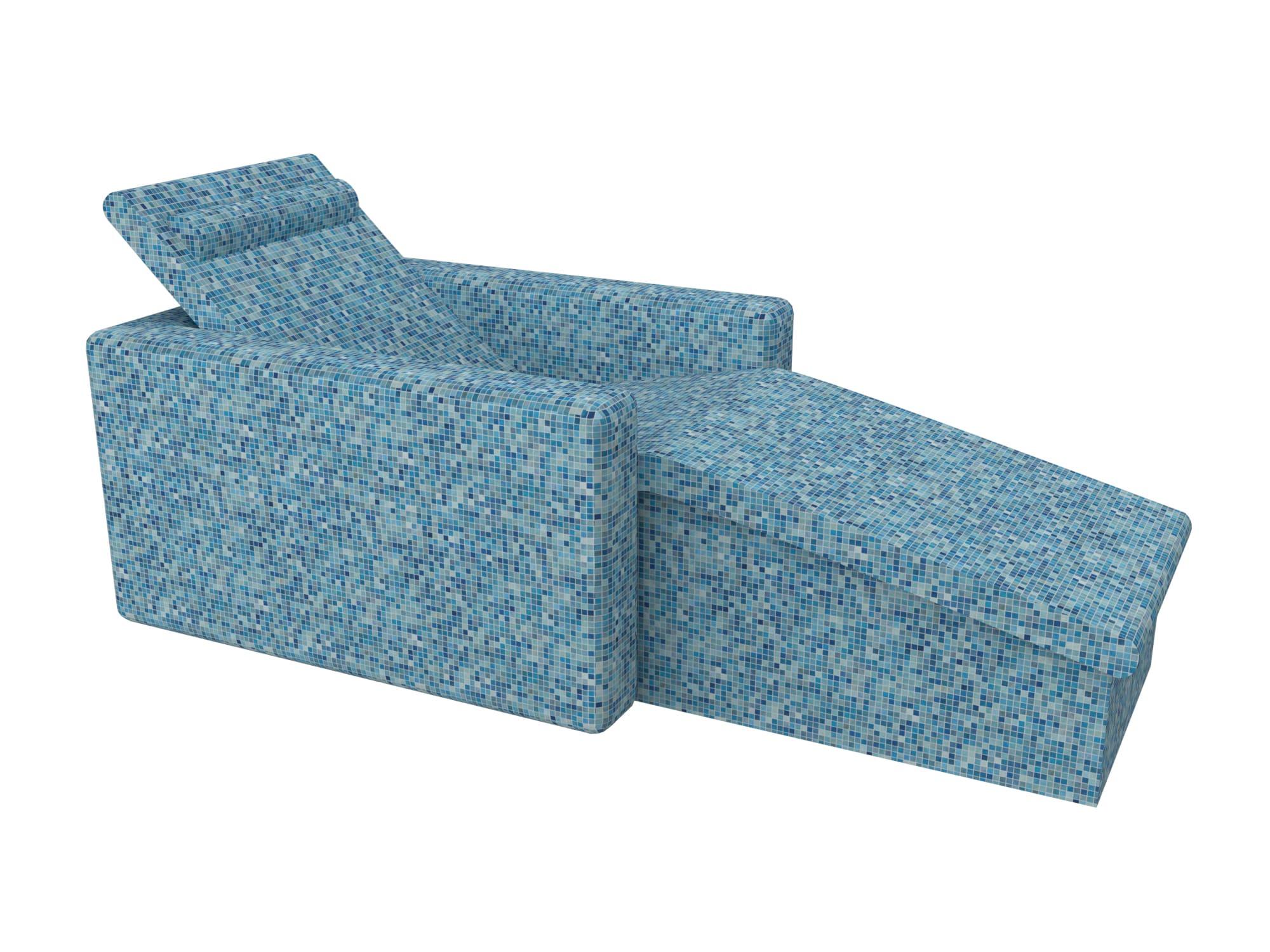 Лежак в хамам № 9