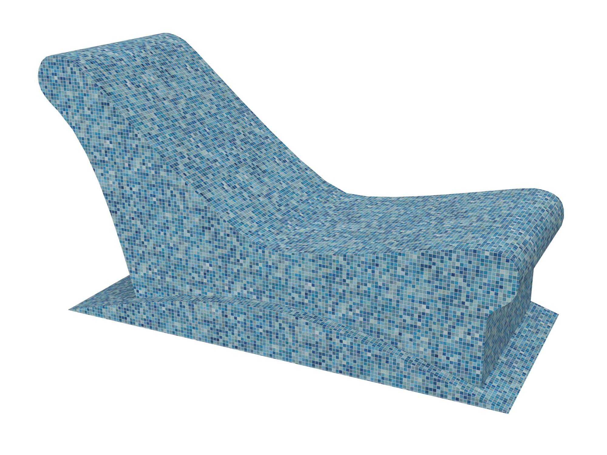 Лежак в хамам № 11