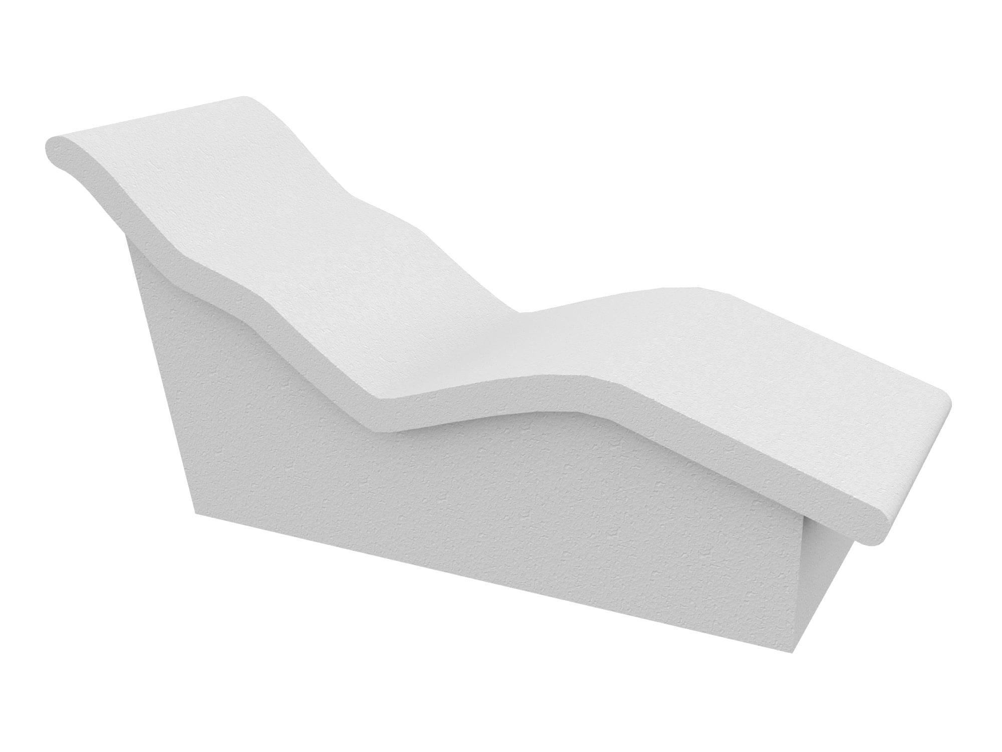 Лежак в хамам № 3