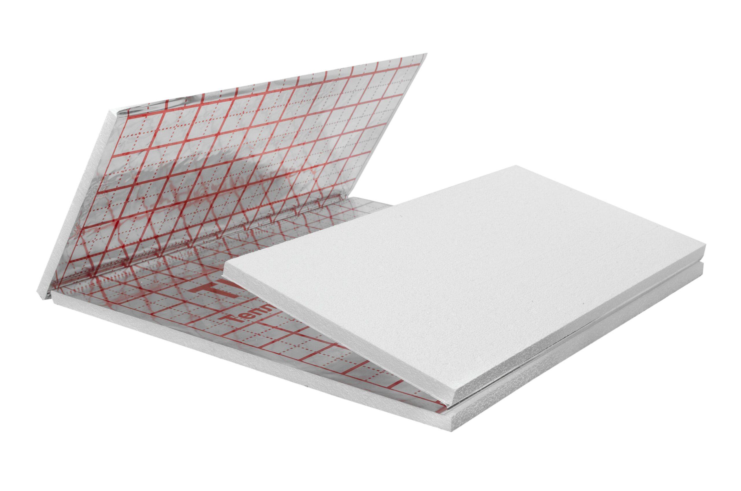 Мат EPS 60 Фольгированная пленка 20мм