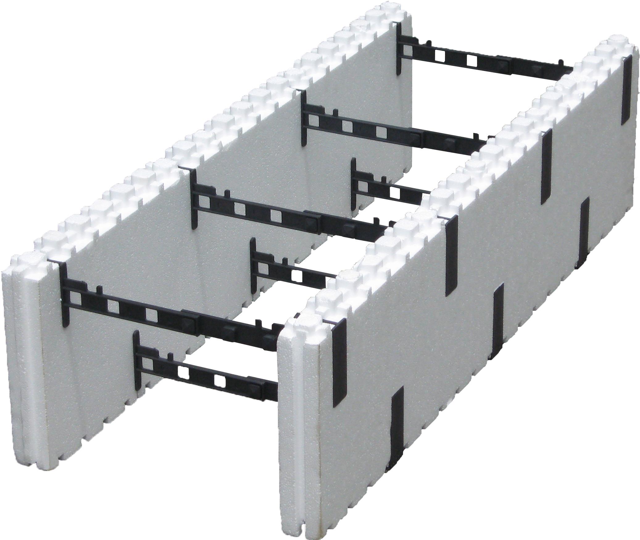 Термоблок розбірний 50×50